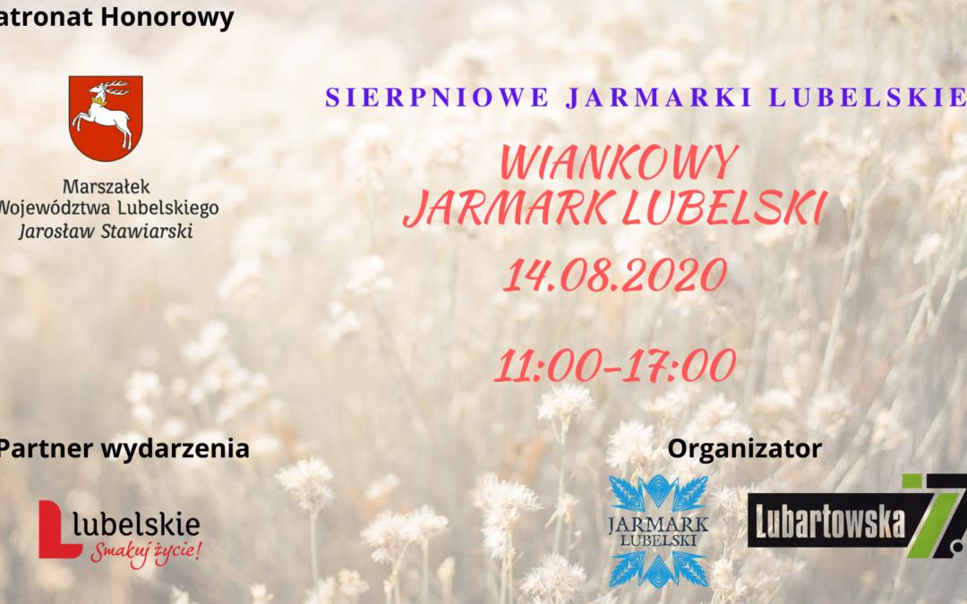 SIERPniowy Jarmark Wiankowy 14.08.2020